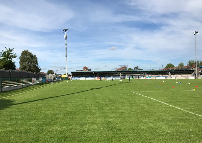 St Colman's Park - Waterford FC v Cobh